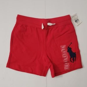 Polo Ralph Lauren Big Pony Drawstring Shorts